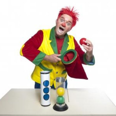 Foto van Clown Flapipo Kindershow | Clownshow.nl