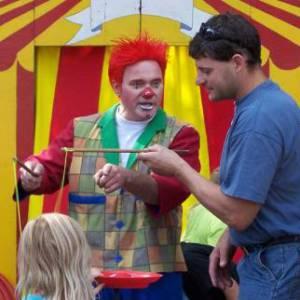 De Circus School boeken of huren