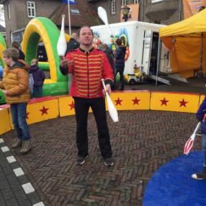 De Circus School huren of boeken
