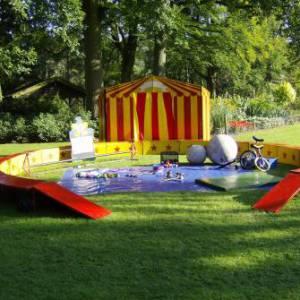De Circus School inhuren of boeken