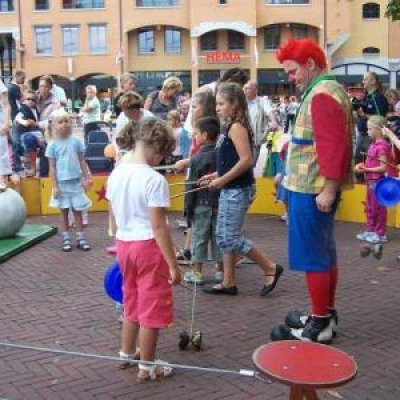 De Circus School boeken