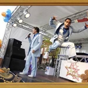 Sinterklaasshow De Mega Mini Disco Show boeken
