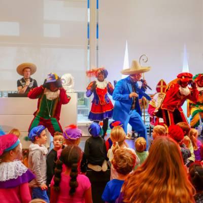 De Mega Mini Disco Show - Sinterklaasshow inhuren?
