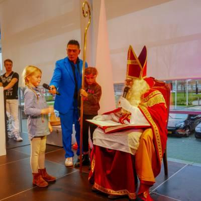 Fotoalbum van De Mega Mini Disco Show - Sinterklaasshow | Kindershows.nl
