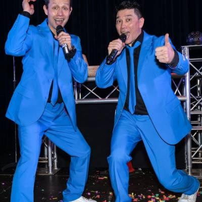 Sinterklaasshow De Mega Mini Disco Show inhuren