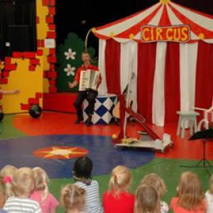 Kindershow De Circuschauffeurs boeken of inhuren?