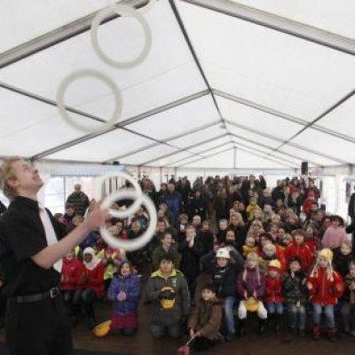Kindershow De Circuschauffeurs inhuren?