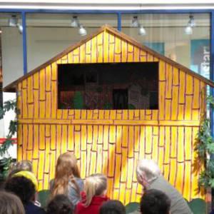 Poppentheater Oeloeboeloe boeken?