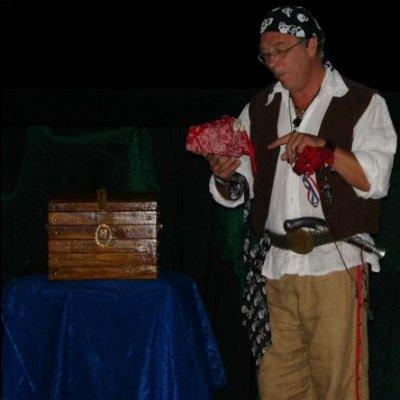 Foto van De Piratenshow - Kindervoorstelling | Kindershows.nl