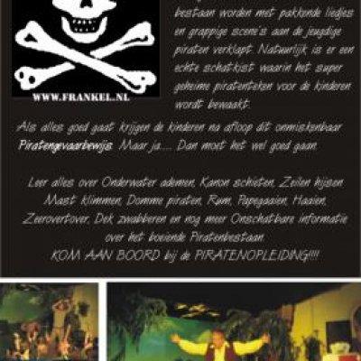 Fotoalbum van De Piratenshow - Kindervoorstelling | Kindershows.nl