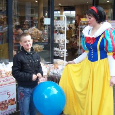 Foto van Sprookjes Parade | Kindershows.nl