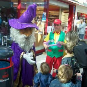 Magische Parade boeken?