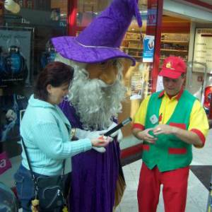 Magische Parade inzetten?