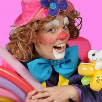 Foto van Ballonnenclown Frodelien mobiel | Clownshow.nl