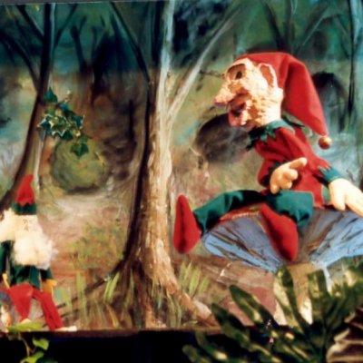 Peter, Lies & de staf van Sinterklaas inhuren