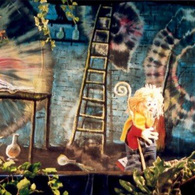 Fotoalbum van Poppenkast Peter, Lies & de staf van Sinterklaas | sinterklaasshow.nl