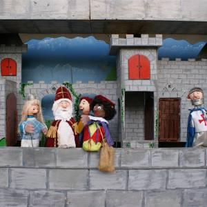 Het Kasteel van Sinterklaas - Poppenkastvoorstelling boeken?