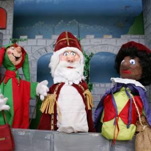 Het Kasteel van Sinterklaas - Poppenkastvoorstelling inzetten?