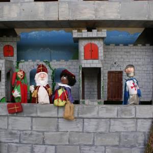 Het Kasteel van Sinterklaas - Poppenkastvoorstelling boeken of inhuren?