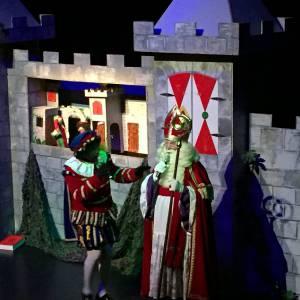 Poppenkastvoorstelling Het Kasteel van Sinterklaas inhuren