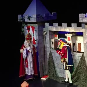 Poppenkastvoorstelling Het Kasteel van Sinterklaas boeken of inhuren