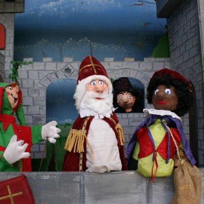 Fotoalbum van Het Kasteel van Sinterklaas - Poppenkastvoorstelling | Poppentheaters.nl
