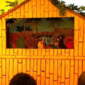 Poppenkastvoorstelling Sinterklaas op vakantie - Sinterklaassho