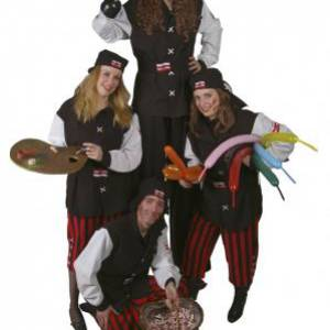 Te Gekke Clowns Team inzetten