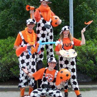 Het Te Gekke Clowns Team boeken