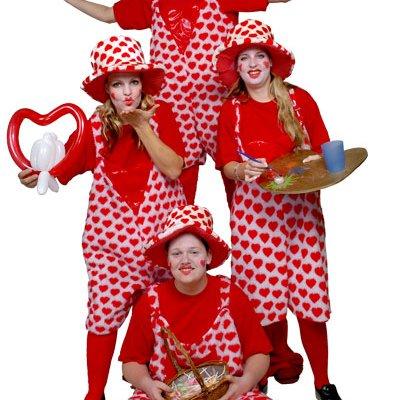 Het Te Gekke Clowns Team inhuren