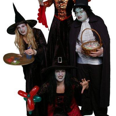Het Te Gekke Clowns Team inzetten