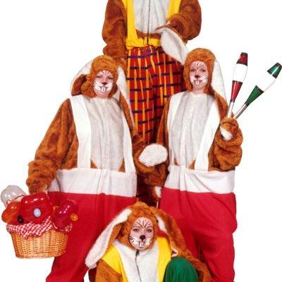 Het Te Gekke Clowns Team boeken of inhuren