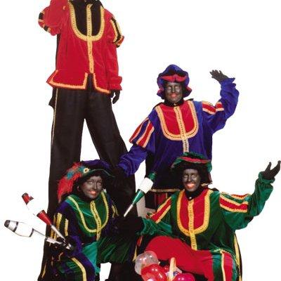 Te Gekke Clowns Team boeken of inhuren