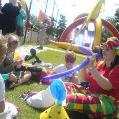 Fotoalbum van Ballonnenclown Tuutje | Clownshow.nl