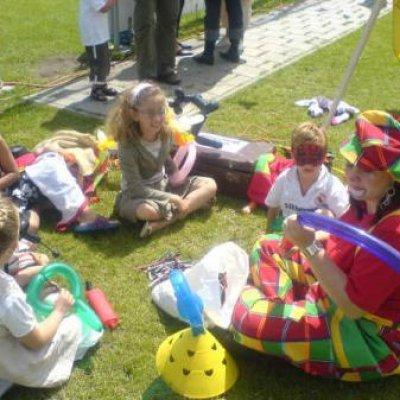 Foto van Ballonnenclown Tuutje | Kindershows.nl