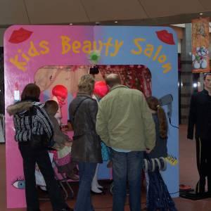 Kids Beauty Salon boeken
