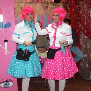 De Kids Beauty Salon inhuren?