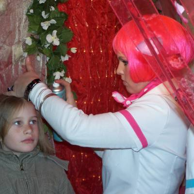 Kids Beauty Salon inhuren