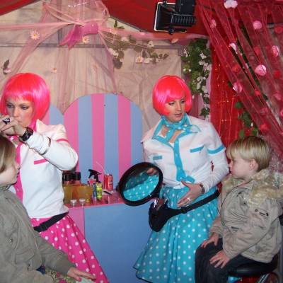 De Kids Beauty Salon huren