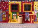 Schminkstand - clownshow.nl - foto 2