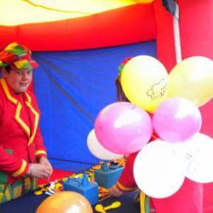 Ballonnenstand inhuren