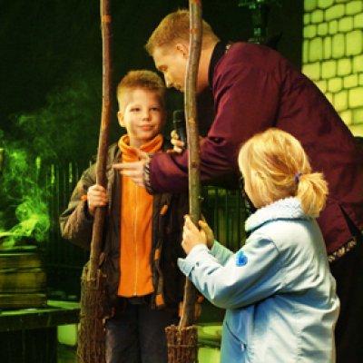 Foto van Toverschool on Tour | Kindershows.nl