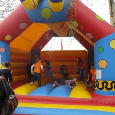 Fotoalbum van Clowns Springkussen | Kindershows.nl
