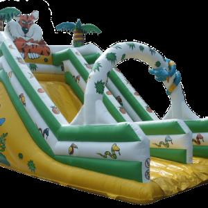 Tropical Kids Slide - Glijbaan huren