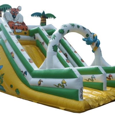 Foto van Tropical Kids Slide - Glijbaan | JB Productions