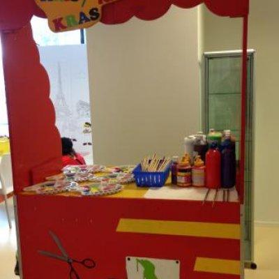 Fotoalbum van Kunst 4 Kids met Piraten tekening | Kindershows.nl