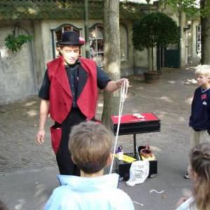 Goochelaar Richard Top Mobile Magie boeken?