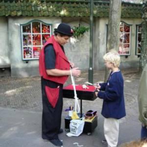Goochelaar Richard Top Mobile Magie inhuren?