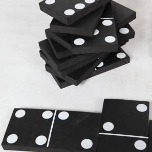 Mega Domino spel huren Hoeksche waard