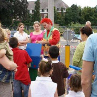 Foto van Clown Flapipo Mobiel | Clownshow.nl